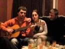 Zamtaria sicivea ზამთარია სიცივეა Irakli Charkviani ცისფერი ტრიო cisferi trio