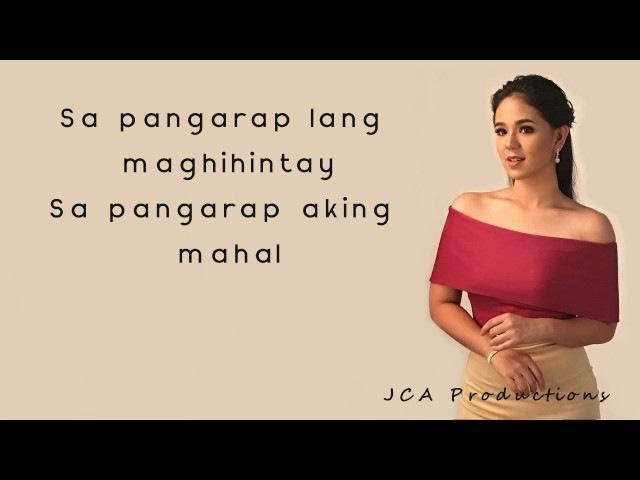 Mikee Quintos Ang Awit Ni Lira from 'Encantadia' lyrics