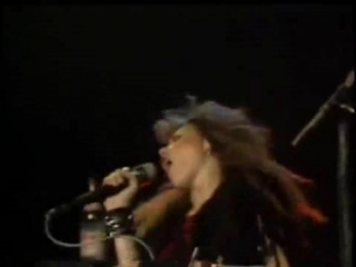 Lee aaron-live at the camden palace theatre london 1985 г