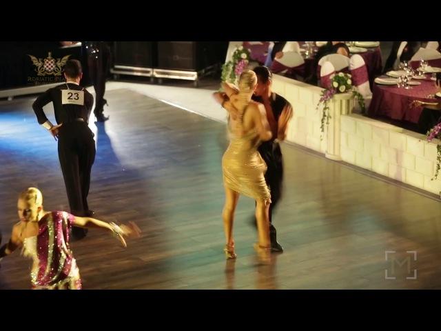 Hathazi - Lakatos-Hayward (CAN) | Adriatic Pearl Dubrovnik 2017 - WDC AL World Cup LAT - QF R
