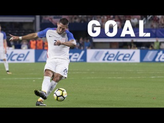 Clint Dempsey scores 57th career goal with USMNT, ties Landon Donovan's record