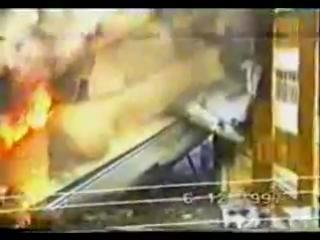 Авиакатастрофа в Иркутске самолета АН-124 Руслан.