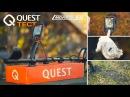Quest Q20 / Все о металлоискателе. Обзор возможностей тесты