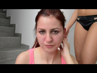 Why The Fuck You Touched My Pizza Bitch - Domina Rea  Meg Magic