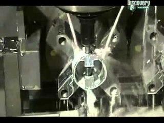 Процесс производства кованых поршней