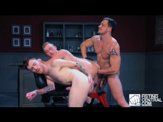 [Fisting Central] Fisty's Barber Shop (Seamus O'Reilly, Colin Bryant & Joey D)