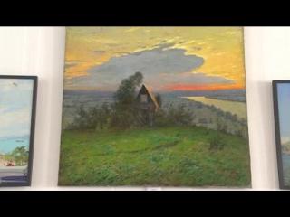 В художественном училище открылась выставка «Молодежная»