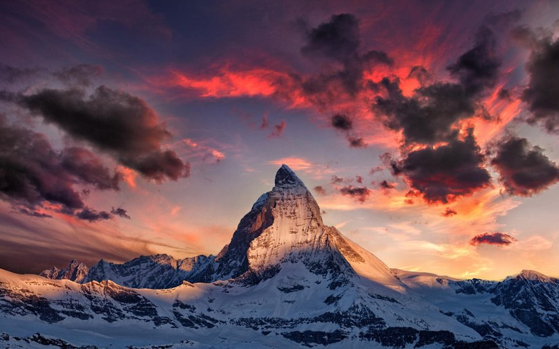 Самые высокие горы Европы, изображение №2