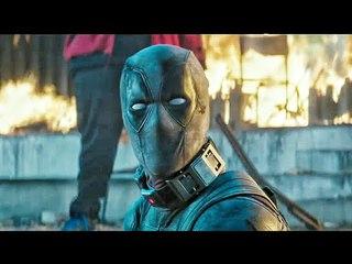 Дэдпул 2 / Deadpool 2 - дублированный Red band трейлер