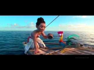 Моана (2016). Разбор мультфильма. Скрытый смысл