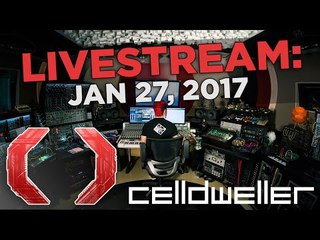 """Celldweller - """"Transmissions"""" Facebook Live Event: January 27, 2017"""