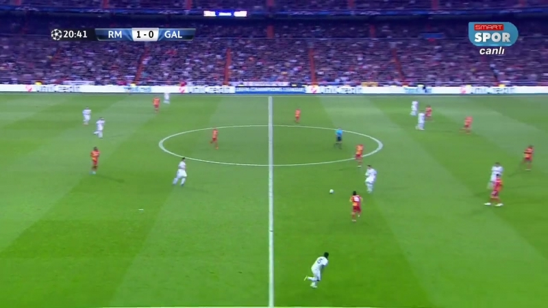 (2012-13 CL9_13) Real Madrid - Galatasaray (DSmart) (1_2)