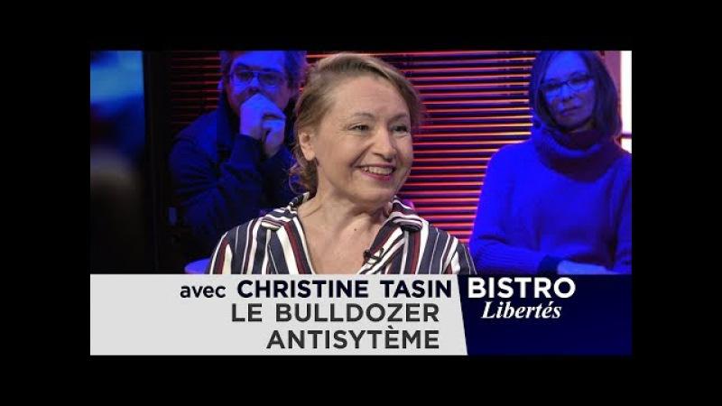 Bistro Libertés avec Christine Tasin
