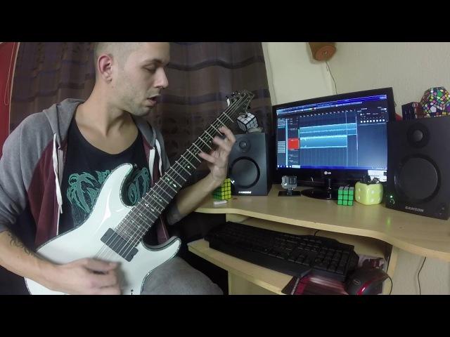 First Fragment - Gula || Guitar Cover