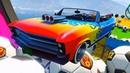 Лучшие полицейские машины Мультфильмы для детей Мультик про Цветные Машинки Крутые Тачки для малышей