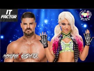 """WWE Mashup: Alexa Bliss and Bobby Roode """"Spiteful Domination"""""""