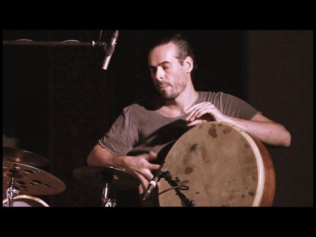 Solo Frame Drum - Andrey Tanzu - Avi Adir Trio - Moscow concert - Avi Adir