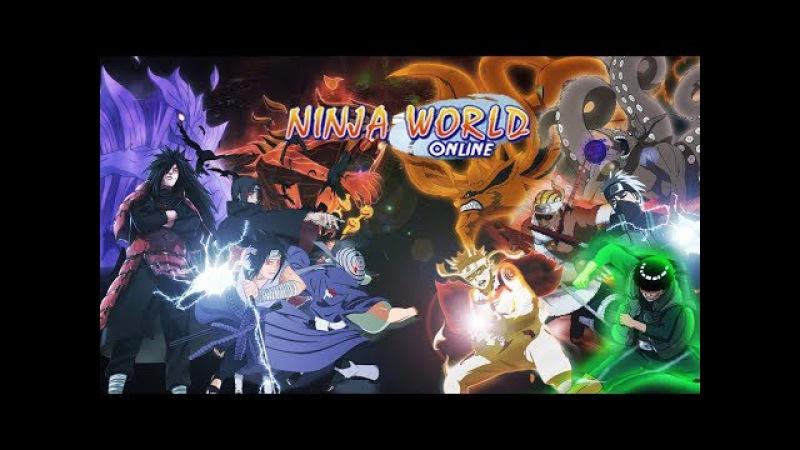 Ninja World : Opogame : s341 Хаширама 6 ВИП 7 и Коты 60k