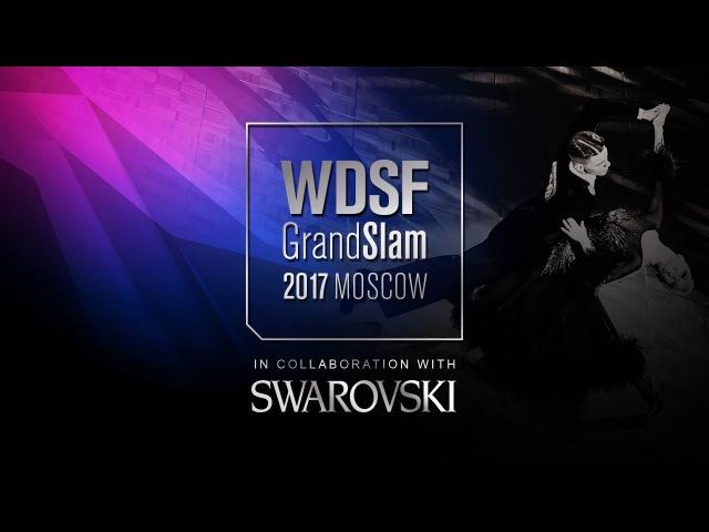Fainsil - Posmetnaya, GER | 2017 GS STD Moscow | R3 T | DanceSport Total