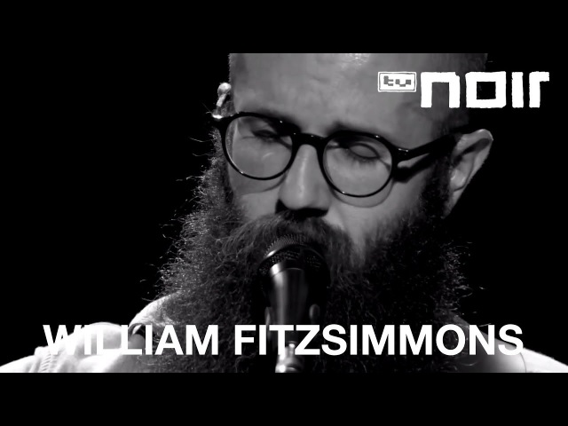 William Fitzsimmons Heartless Kanye West Cover live bei TV Noir