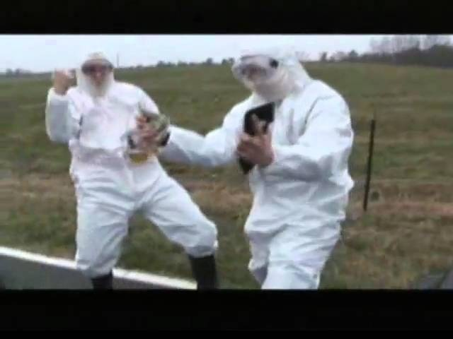 Anoebic Dysentery Hospice Orgy Official VideoClip