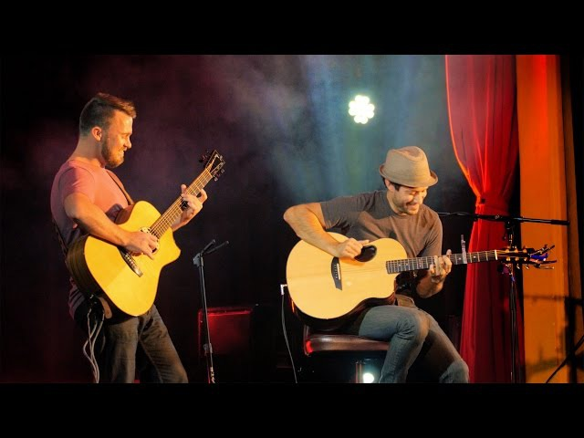 Trace Bundy Van Larkins Bristlecone Live in Melbourne Australia