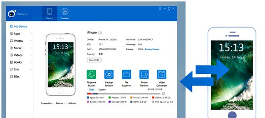 TÉLÉCHARGER ITOOLS 4.3.2.5