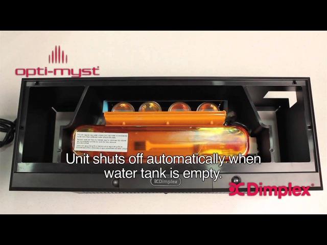 Opti-myst 600L Cassette - Operating Instructions