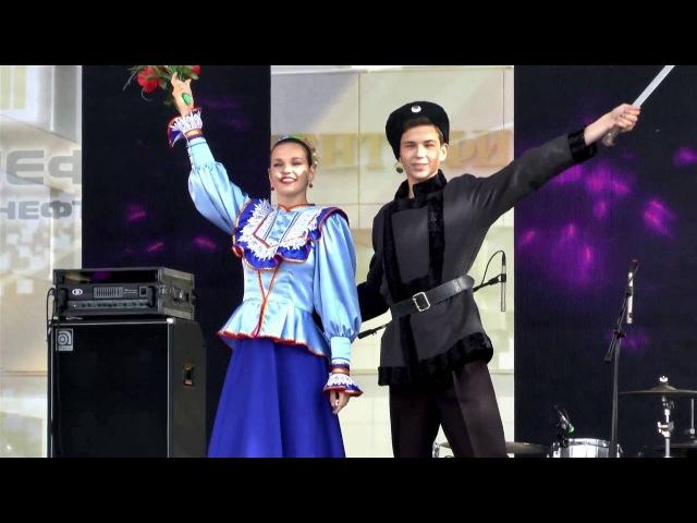 Песня композитора Юрия Весняка Атаман молодой