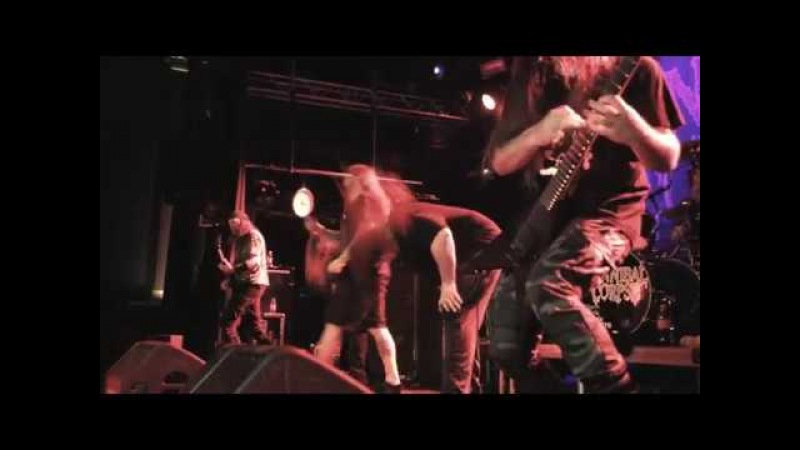 Cannibal Corpse (w. Trevor Strnad from The Black Dahlia Murder) - Stripped, Raped and Strangled (from Centuries... DVD2)