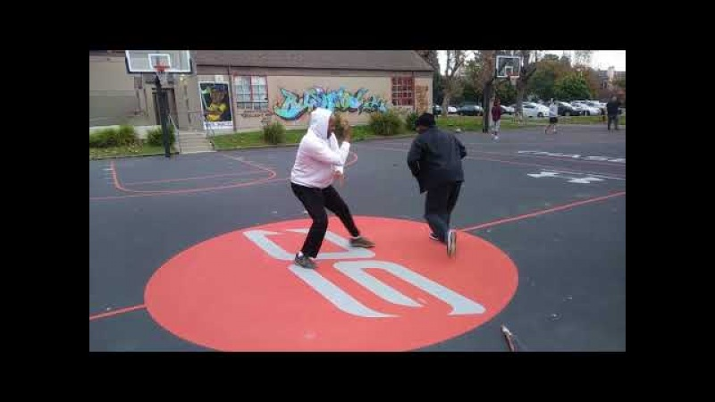 OAKLAND ANGOLEIRO RODA: STREET WARRIOR VS STREET WARRIOR 1