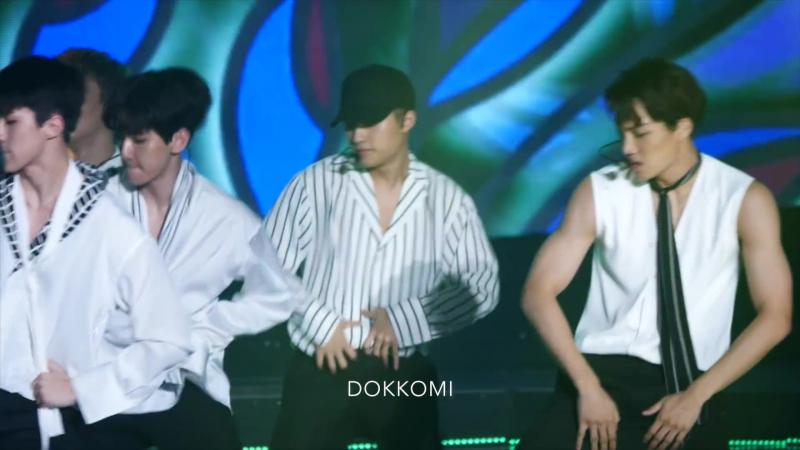 170920 EXO 엑소 코코밥 KoKoBop D O focus @ 2017 소리바다 어워즈 SORIBADA Awards