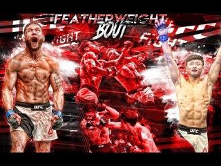 UFC Fight Night 124: JEREMY STEPHENS vs DOO HO CHOI