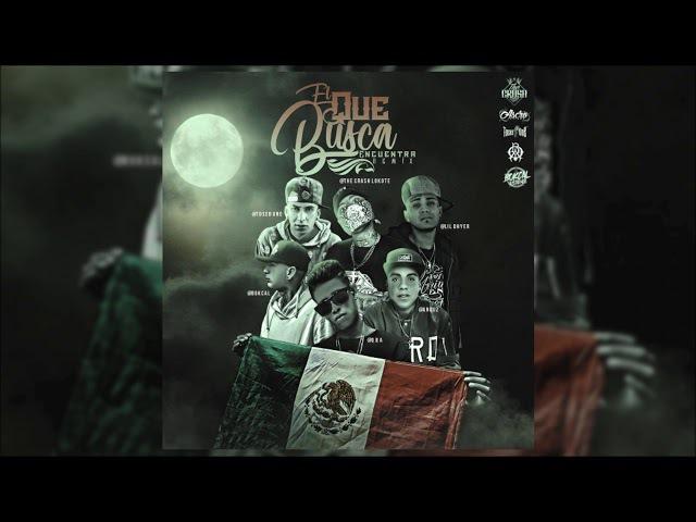 The Crash Lokote El Que Busca Encuentra Remix ft Toser Lil Dhyer Anguz Bokcal QBA
