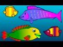 Мультики для самых маленьких - Рыбка Малыш