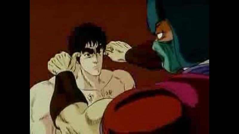 Fist of the North Star Hokuto Shinken