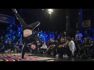 Finals: Leony vs Justen   Red Bull BC One Last Chance Cypher 2017