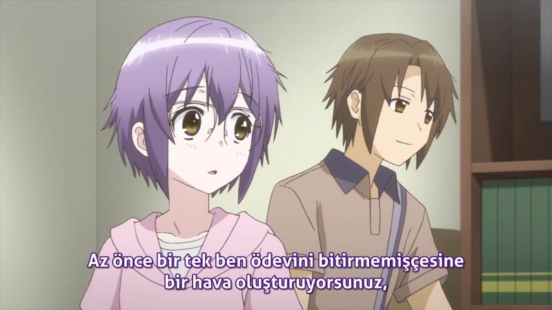 Bakayume Nagato Yuki chanın Kayboluşu OVA Blu ray 1080p AAC