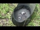 Как вскипятить воду в КЕПКЕ / How to boil water in a cap
