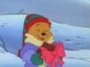 Рождественский Винни пух (Обнимите близких в рождество)