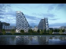 Peter Pichler Architecture looping towers Netherlands