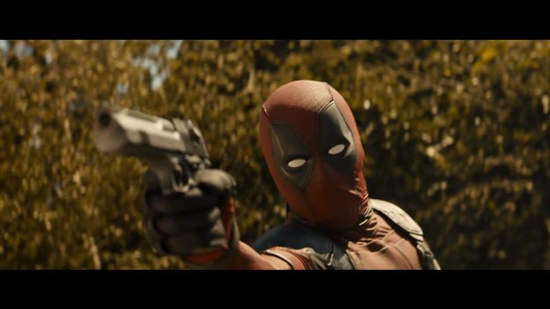 Дэдпул 2 Deadpool 2.Тизер-трейлер 2 (2018) [1080p]