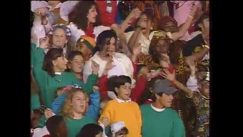Michael Jackson - Heal The World - Superbowl Halftime MJJ777KING