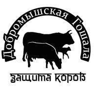 Логотип Добромышская Гошала