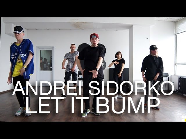 Missy elliott ft Timbaland Let It Bump Choreography by Andrey Sidorko Dance Studio