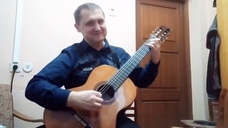 """""""All of Me""""  Gerald Marks and Seymour Simons. Arranger and performer Nikolay Trusov"""