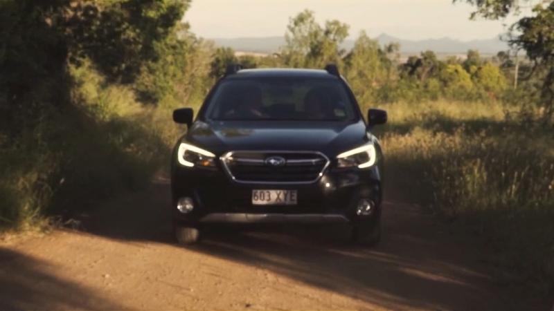 Subaru Outback - Family Nature