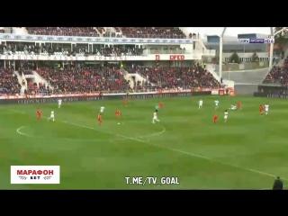 Дижон 0:1 Марсель | Жермен