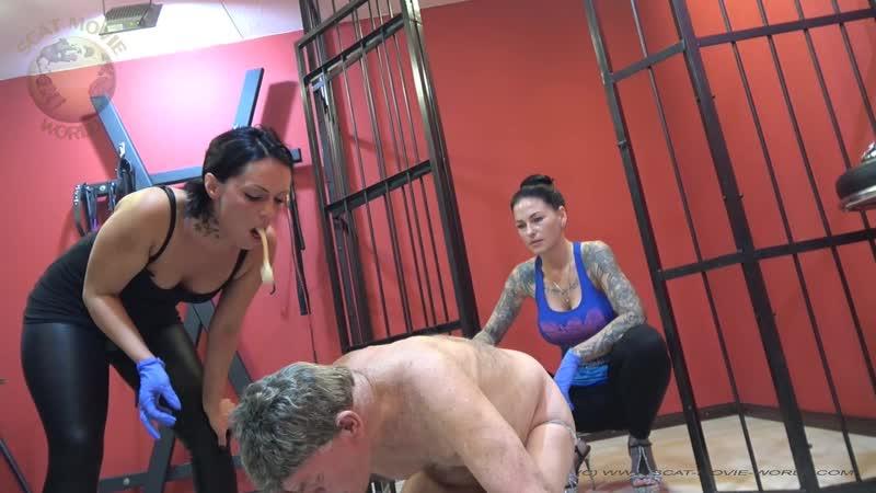 Femdom shit pee and vomit #scat #femdom #toiletslave #mistress #humantoilet #bigbutt #femaledomination #footslave