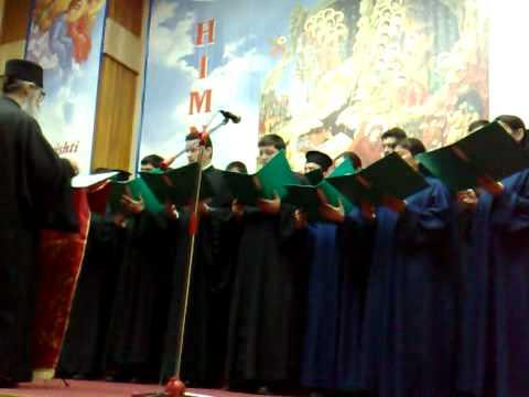Koncert Bizantin - part 12, Krishtlindje 2008, Kisha Ortodokse Shqiperise